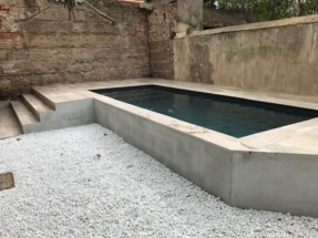 Construction traditionnelle de piscines en Tarn-et-Garonne
